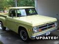 1971 Dodge D-100