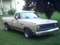 1983 Dodge D100