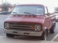 1974 Dodge B100 Van