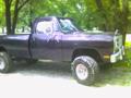 1986 Dodge W150 Truck