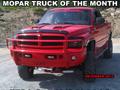 Mopar Truck Of The Month - 2000 Dodge Ram 2500 4x4 by Sylvain Corbeil.