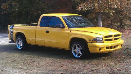 1999 Dodge Dakota R T By Brandon Maloy