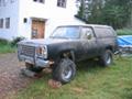 1977 Plymouth TrailDuster 4x4