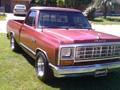 1985 Dodge D-150 Truck