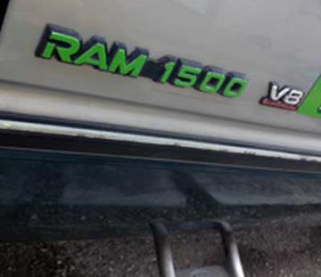 1996 Dodge Ram 1500 By Roel Guevara