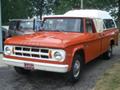 1969 Dodge Camper Special