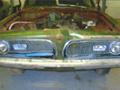 1969 Plymouth Barracuda Formula S