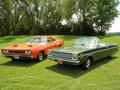 1969 Dodge Super Bee & 1966 Dart