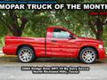 Mopar Truck Of The Month - 2004 Dodge Ram SRT-10 By Gary Zecca.
