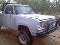 1978 Dodge W150 Pickup