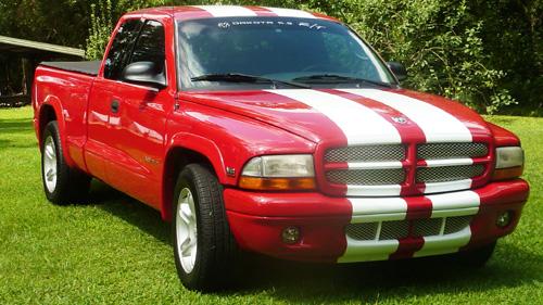 2000 Dodge Dakota R/T By Scotty Glassco   Mopars Of The Month