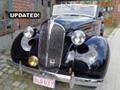1937 Chrysler Convertible