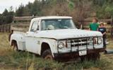 1969 Dodge W200 Power Wagon