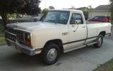 1983 Dodge W150