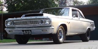 Mopar Car Of The Month - 1965 Coronet 500