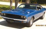 1970 Dodge Challenger SE R/T