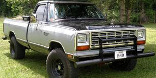 Mopar Truck Of The Month - 1985 Dodge Power Ram W250