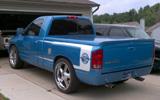 Dodge Ram Rumble Bee Image Truck