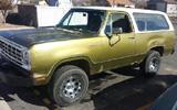 1974 Dodge RamCharger