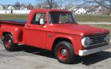 1967 Dodge D100 Truck
