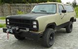 1980 Plymouth TrailDuster 4x4