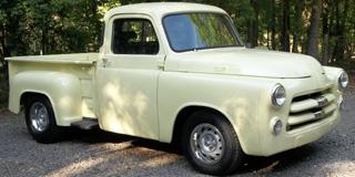 Mopar Truck Of The Month -1955 Dodge Pickup