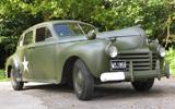 1941 Chrysler C28 Royal - Update