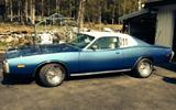 1974 Dodge Charger SE