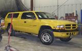 1999 Dodge Dakota 4x4 - Update