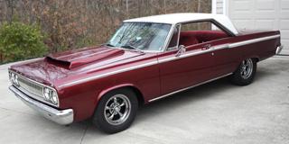 Mopar Car Of The Month - 1965 Dodge Coronet 440