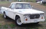 1962 Dodge D200