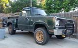 1976 Dodge Warlock Truck