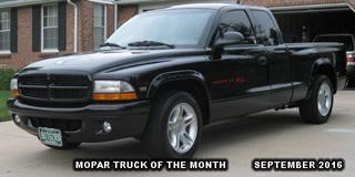 Mopar Truck Of The Month - 1999 Dodge Dakota R/T