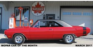 Mopar Car Of The Month - 1972 Dodge Demon