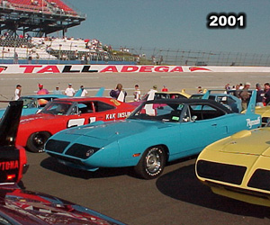 Mopars Featured In 2001