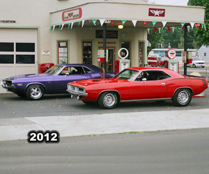 Mopars Featured In 2012