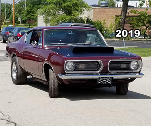 Mopars Featured In 2019