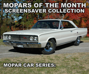 1967 Dodge Coronet R/T, featured in Mopar Cars version 1.0