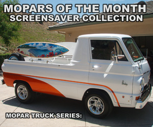 Mopar Truck Screensaver Collection