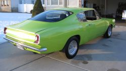 1967 Plymouth Barracuda 3