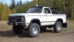 1980 Dodge Ramcharger