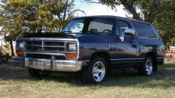 1989 Dodge Ramcharger 3