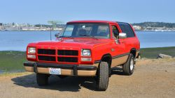 1991 Dodge Ram Charger 3