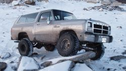 1991 Dodge Ramcharger 2