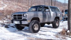 1991 Dodge Ramcharger 2a
