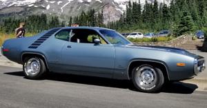 Mopar Car Of The Month - 1972 Plymouth GTX
