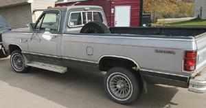 Mopar Truck Of The Month - 1983 Dodge W150