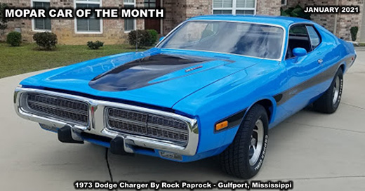 1973 Dodge Charger By Rock Paprock image 1.