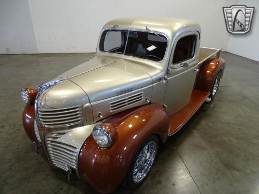 1941 Dodge WD-15 By John Turrentine