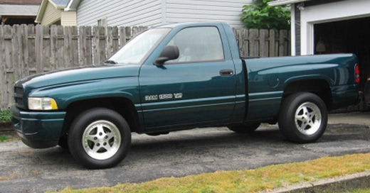 1998 Dodge Ram SS/T By Jeff Null - Update